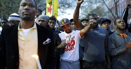 Baltimore police union's 'lynch mob' comment exacerbates Freddie Gray protests (+video)