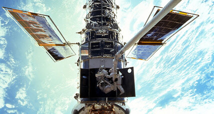 25 years later: Who got the Hubble telescope off the ground?