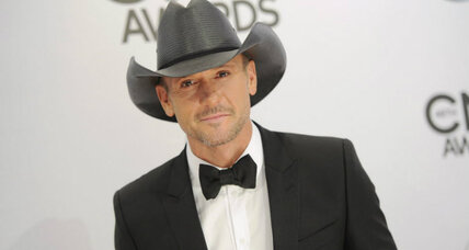 Tim McGraw gun controversy: Is meaningful discussion about guns possible? (+video)