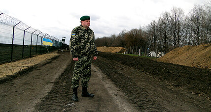 Walled off: In non-rebel eastern Ukraine, frustrations with Kiev mount