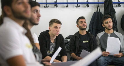 Islam finds a place in Germany's classrooms
