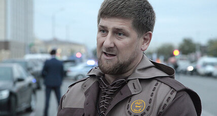 'Pro-Russia' Chechen leader threatens to kill Russian cops on his turf