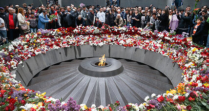 Was there an Armenian genocide? It depends on Turkish 'intent.' (+video)
