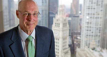 Interview: Hank Paulson on dealing with China and Xi Jinping