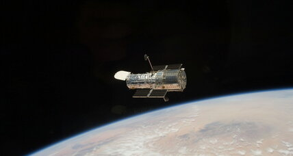 After 25 years of service, how will the Hubble die?