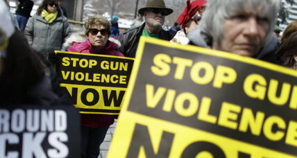 Where does science fall on the gun control debate?