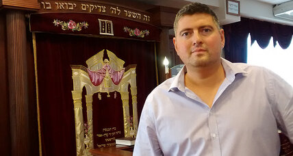 How a hidden past changed an anti-Semitic leader into a Jewish seeker