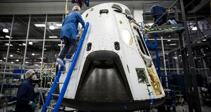 SpaceX capsule to undergo key safety test (+video)