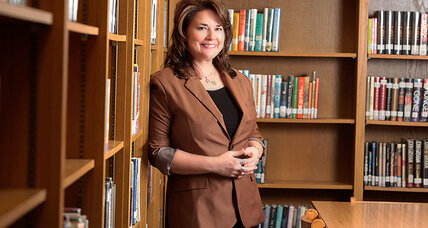 Why this Texas teacher is the 2015 National Teacher of the Year