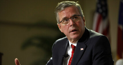 Jeb Bush's astonishing money machine: brilliant or dodgy?