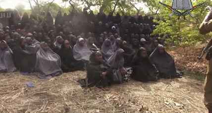 Nigerian Army rescues 300 women and girls, none from Chibok  (+video)