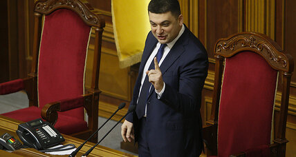 Oligarchs out, regional governments in? Ukraine eyes power reshuffle