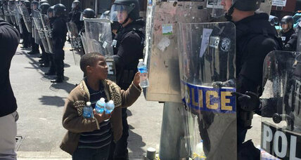 How one photo provides a more accurate portrait of Baltimore