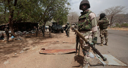 Nigerian troops rescue more Boko Haram captives from forest redoubt (+video)