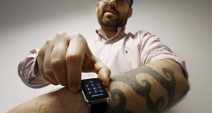 Apple ink? Why the Apple Watch may not work great with tattoos.