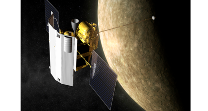 NASA to crash spaceship into Mercury