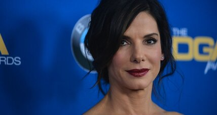 'World's Most Beautiful Woman' Sandra Bullock credits motherhood