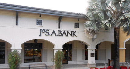 Say goodbye to Jos. A. Bank's crazy suit discounts