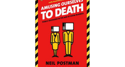 Reader recommendation: Amusing Ourselves to Death