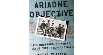 Reader recommendation: The Ariadne Objective