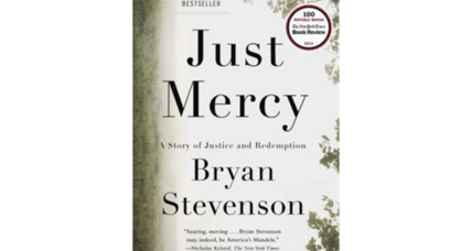 Reader recommendation: Just Mercy