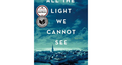 Reader recommendation: All the Light We Cannot See