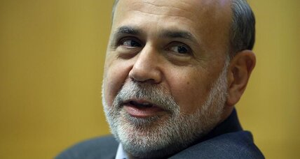 Ben Bernanke gets a new gig