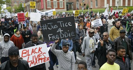 Baltimore is not Ferguson: Police violence and its aftermath
