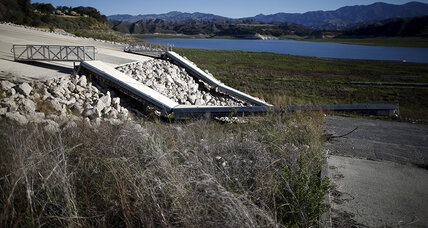 California drought: Gov. Brown orders statewide water restrictions