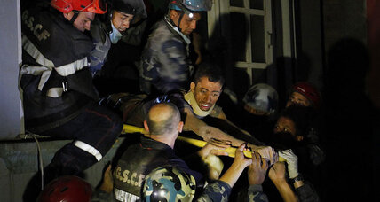 Survival stories from the Nepal earthquake (+video)