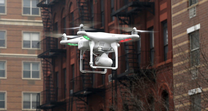 The drone debate: Does the coming swarm of flying gadgets require new privacy laws?
