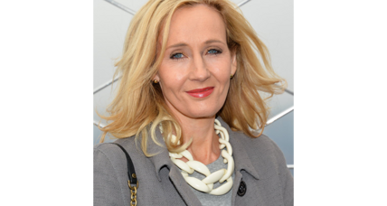 J.K. Rowling: why failure is essential to success