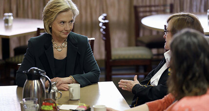 In Hollywood, who will – and won't – back Hillary Clinton? (+video)