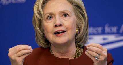 Hillary Clinton to announce 2016 presidential run on Sunday