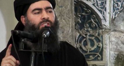 Was IS leader Abu Bakr al-Baghdadi injured? (+video)