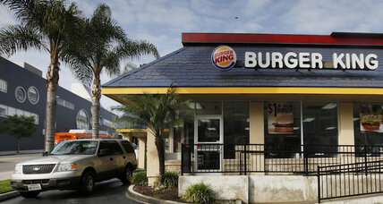 What's driving Burger King's sales surge?