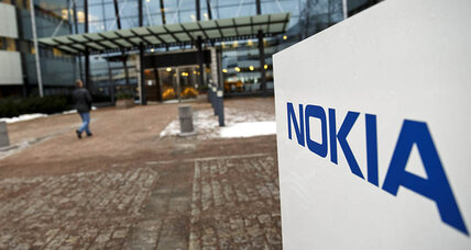 Nokia in advanced talks to buy Alcatel-Lucent