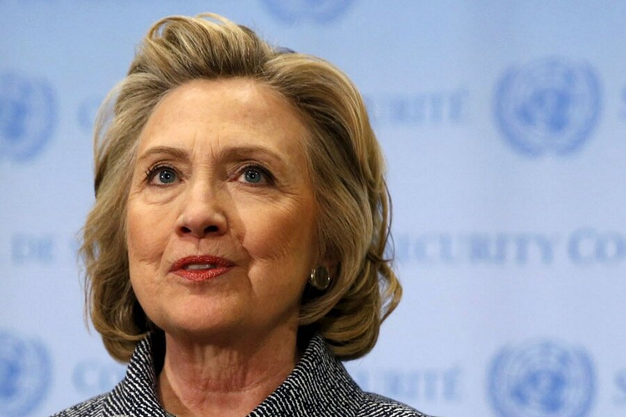 """hillary clinton senior thesis """"the complicated overlapping layers,"""" wrote hillary clinton in 1969, """"make it difficult to single out an 'enemy'"""" this is from her undergraduate senior thesis on saul alinsky she's discussing how activists can find it difficult to identify the enemy in a society shaped by increasingly complex and interlinked."""