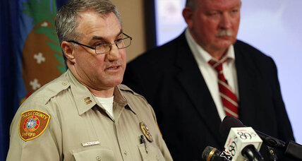 Police video shows killing of black Oklahoma suspect (+video)