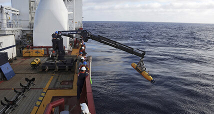 MH370 search area to be doubled if plane not found by May