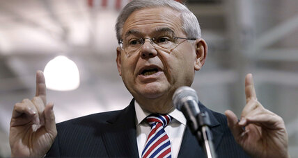 N.J. Sen. Menendez indicted on federal corruption charges (+video)