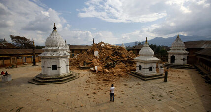 Nepal quake: 'The earth hasn't stopped trembling.'