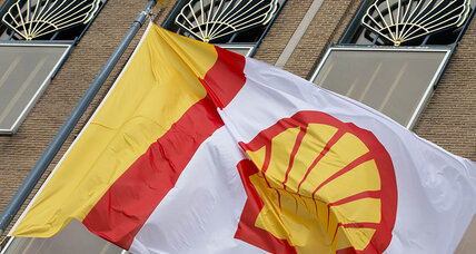 Shell to purchase British rival BG for nearly $70 billion