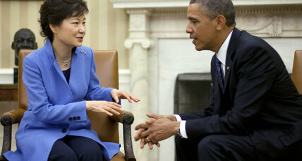 Tokyo and Seoul at 'historic' impasse. Can S. Korea's Park break out?