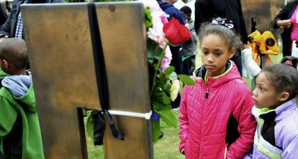 Oklahoma City bombing: Hope and resolve amidst the mourning (+video)
