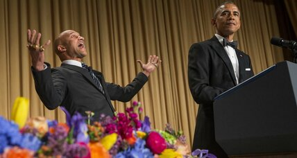 Presidential zingers from the White House Correspondents' Dinner (+video)