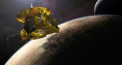 'Scientific wonderland' expected as spacecraft approaches Pluto (+video)