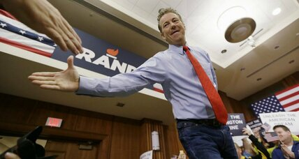 Can Rand Paul recover from his rocky presidential campaign roll-out?