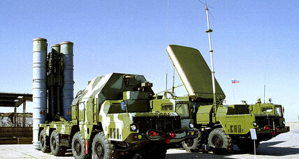 Russia lifts ban to deliver missiles to Iran