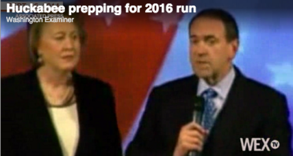 Huckabee poised to jump into GOP primary (+video)
